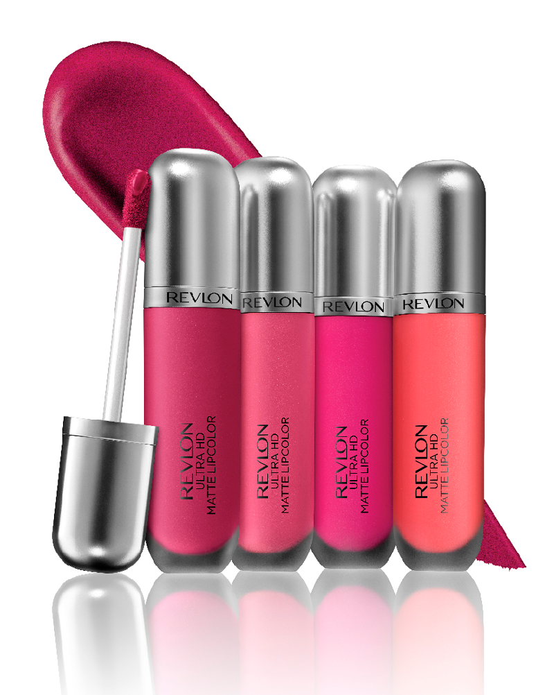 Ultra HD Matte Lipcolor Revlon